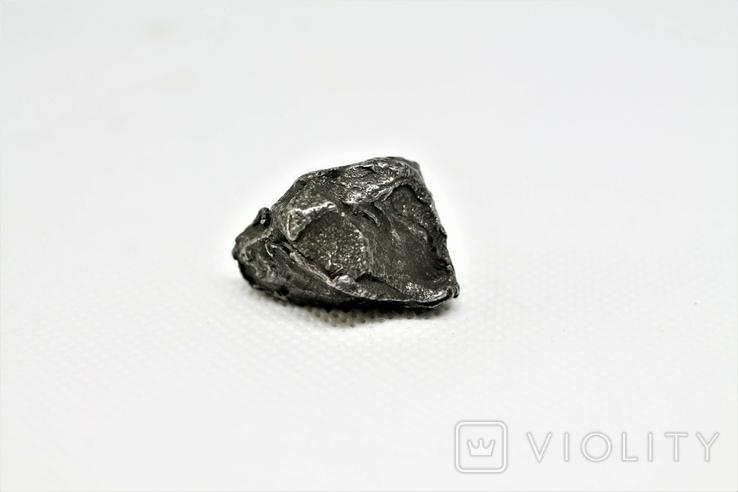 Залізний метеорит Sikhote-Alin, 22 г, з сертифікатом автентичності, фото №5