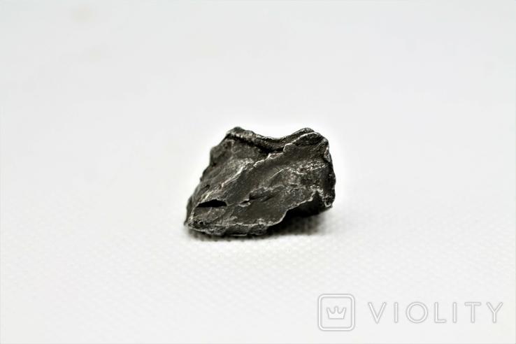 Залізний метеорит Sikhote-Alin, 22 г, з сертифікатом автентичності, фото №6