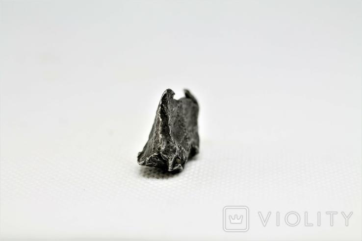 Залізний метеорит Sikhote-Alin, 13 г, з сертифікатом автентичності, фото №6
