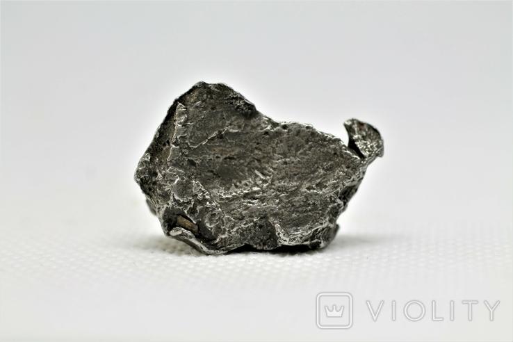 Залізний метеорит Sikhote-Alin, 13 г, з сертифікатом автентичності, фото №2