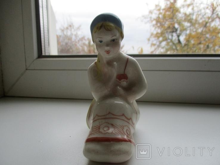Фигурка девочки., фото №2