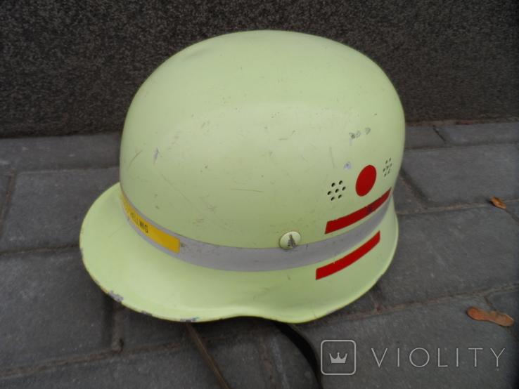 Каска шлем пожарного Европа лот 2, фото №2