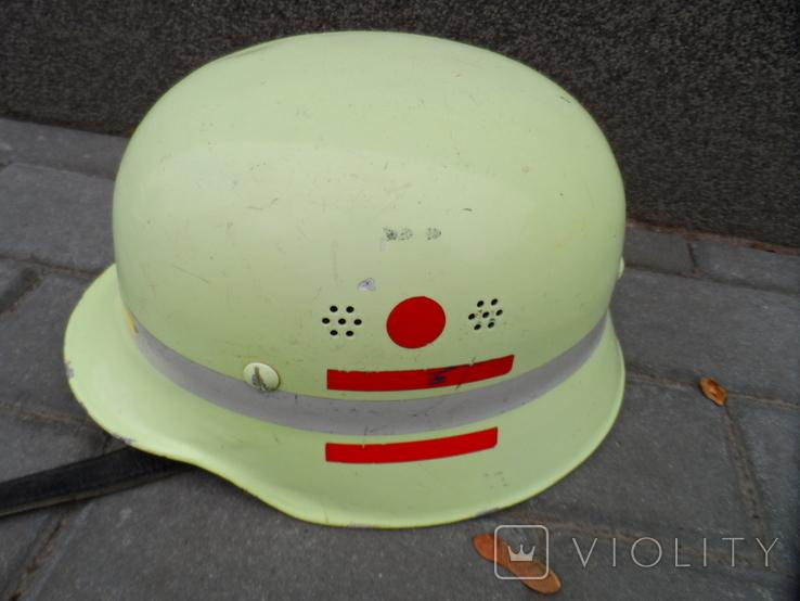 Каска шлем пожарного Европа лот 2, фото №3