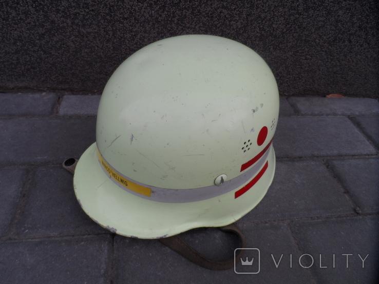 Каска шлем пожарного Европа лот 2, фото №5
