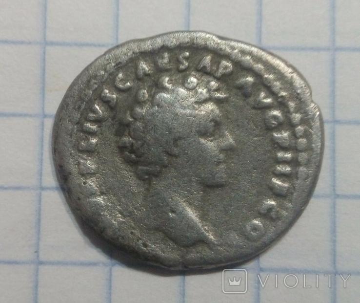 Двухпортретник М.Аврелий и А.Пий, фото №3