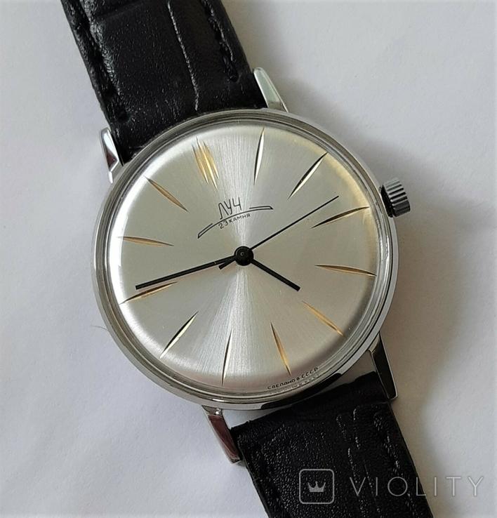 Часы наручные Луч, марьяж, фото №2