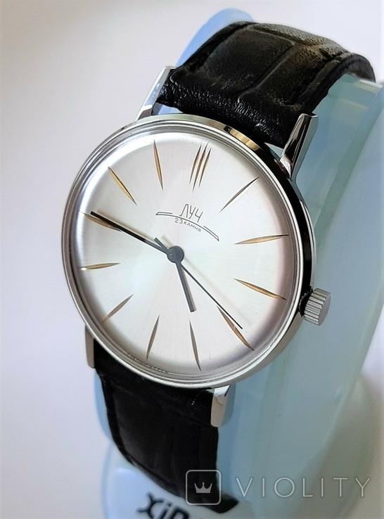 Часы наручные Луч, марьяж, фото №7