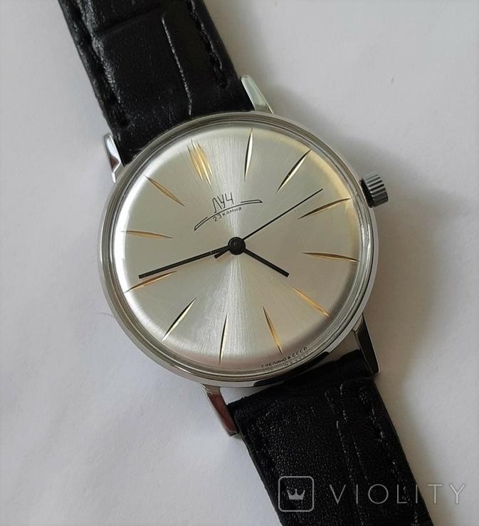 Часы наручные Луч, марьяж, фото №8