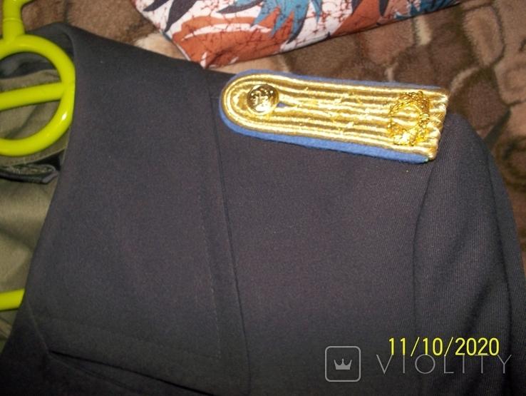 Пальто военно  морского  флота  германии.    подкладка  отстегивается., фото №3