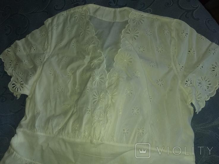 Выгаптованная рубашка, фото №2