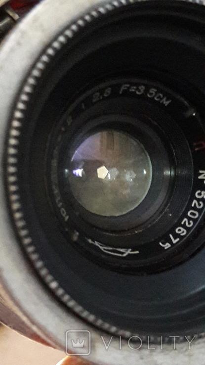 Обьектив Юпитер-12, фото №6