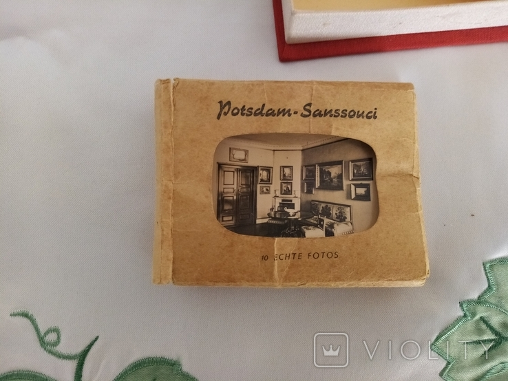 Набор малых фото Potsdam Sanssouci, фото №6