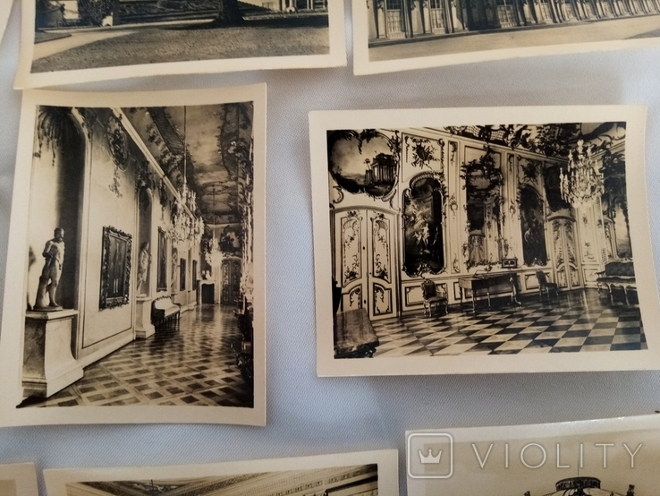 Набор малых фото Potsdam Sanssouci, фото №12