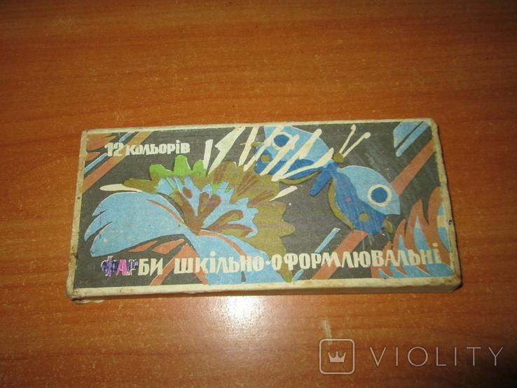Фарби шкільно-оформлювальні, фото №3