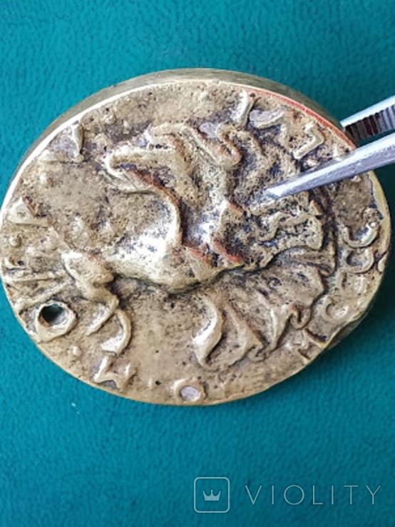 Римская империя.ИТАЛИЯ Медаль Сигизмонда Малатеста, фото №5
