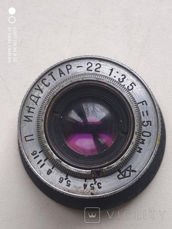 Индустар-22, фото №2