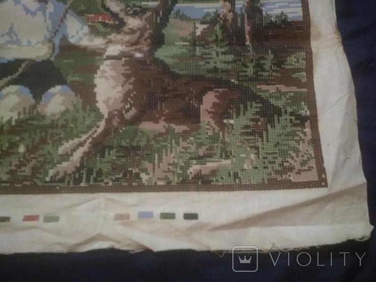 Картина краской советская, фото №5