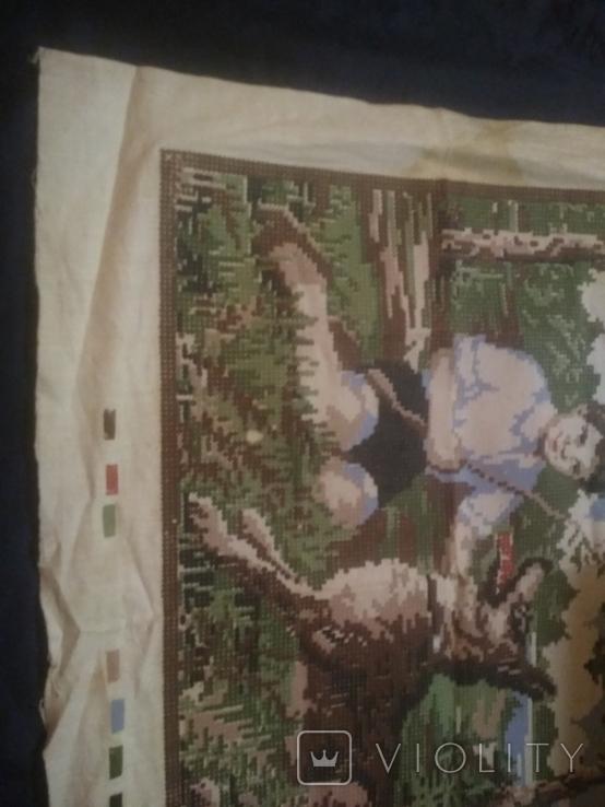 Картина краской советская, фото №8
