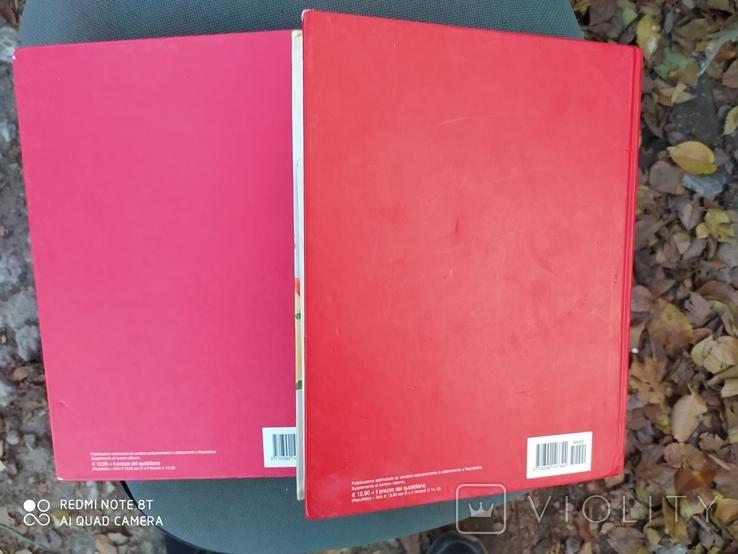 Книги кулинария на итальянском языке 2 шт, фото №3