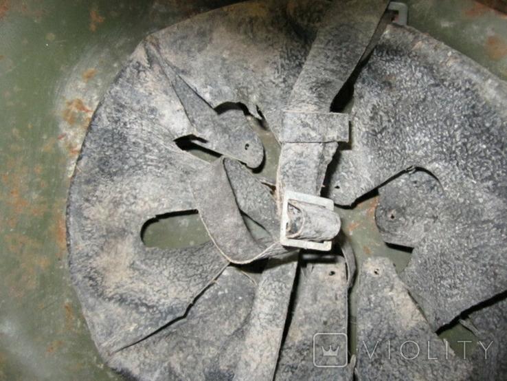 Каска пожарника 50-х годов., фото №11