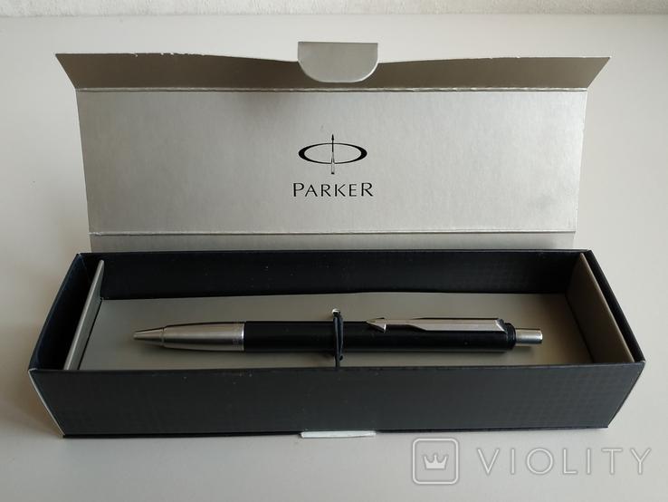 Шариковая ручка Parker в  упаковке, фото №2