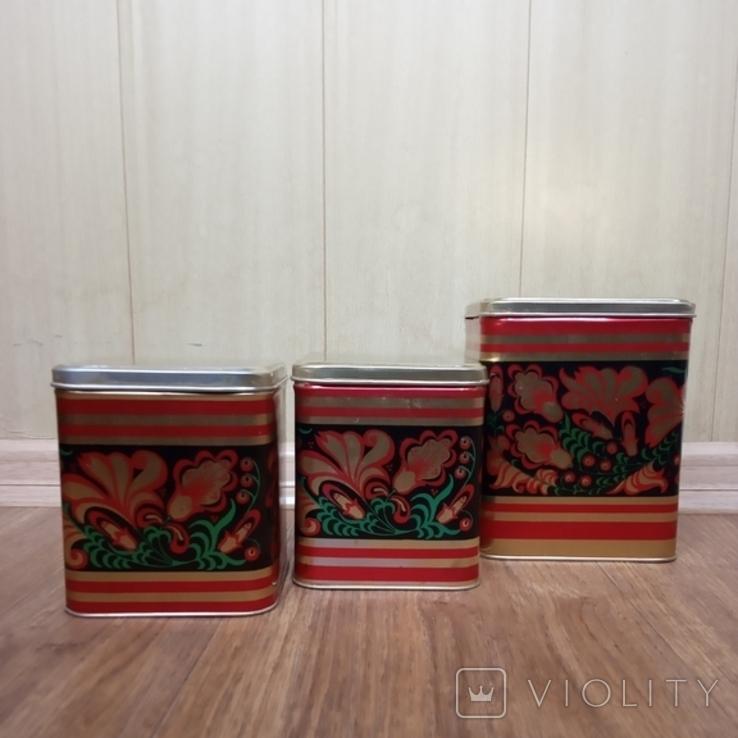 Набор коробок.(СССР), фото №2
