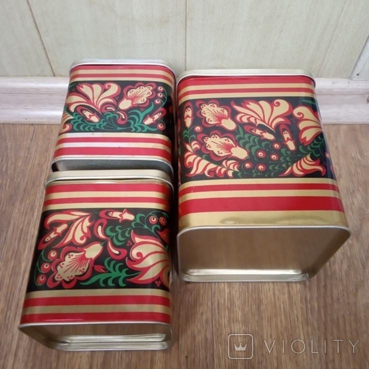Набор коробок.(СССР), фото №3