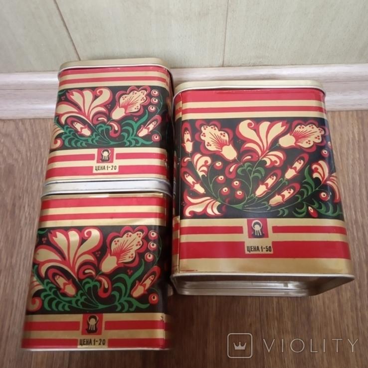 Набор коробок.(СССР), фото №4