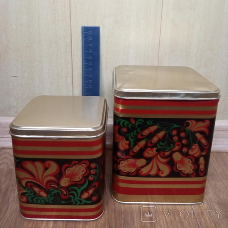 Набор коробок.(СССР), фото №9