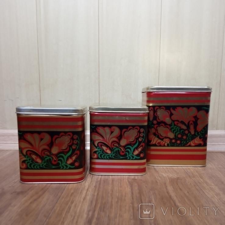 Набор коробок.(СССР), фото №10