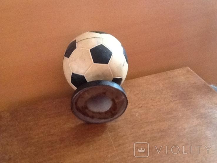 Сигаретница футбол, фото №5
