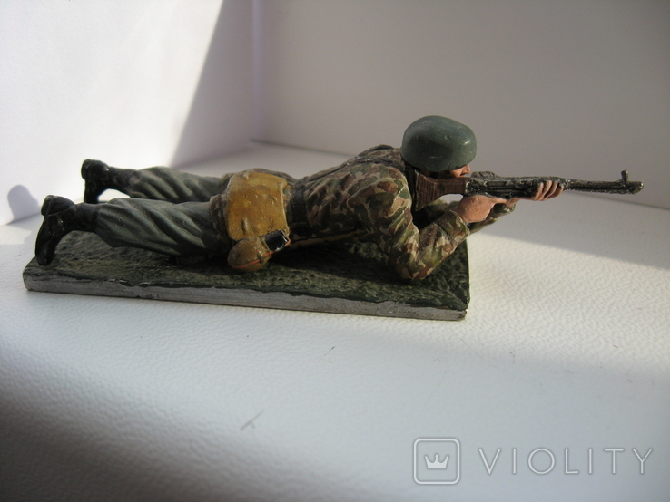 Солдат Вермахта, фото №3