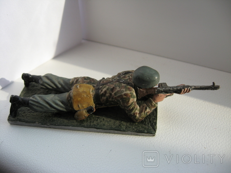 Солдат Вермахта, фото №5