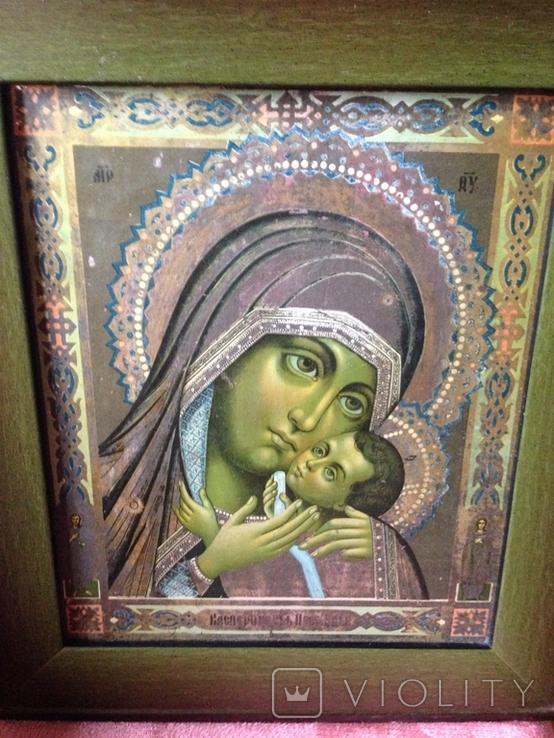 Касперовская икона Божией Матери.  1898 год, фото №4