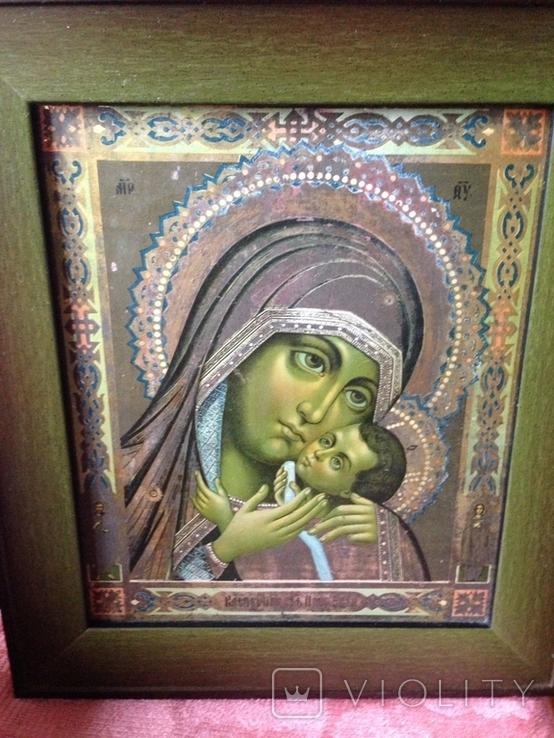 Касперовская икона Божией Матери.  1898 год, фото №2