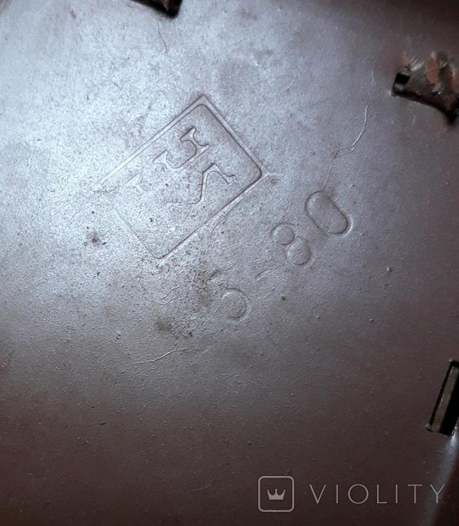 Железная машинка Самосвал СССР длина 20 см., фото №4