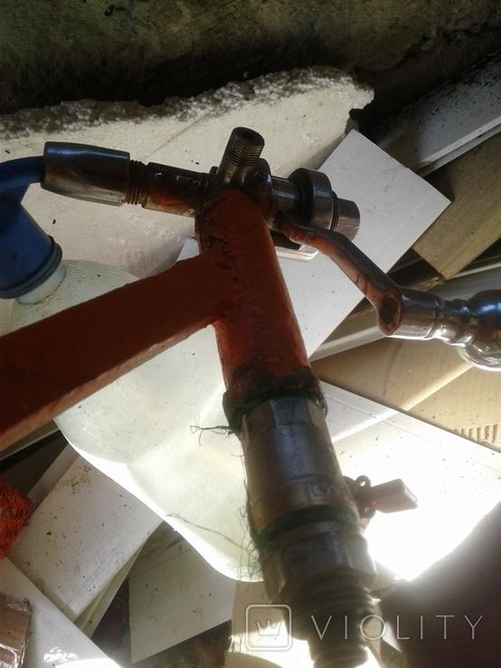 Апарат  для  заправки  газ  води, фото №2