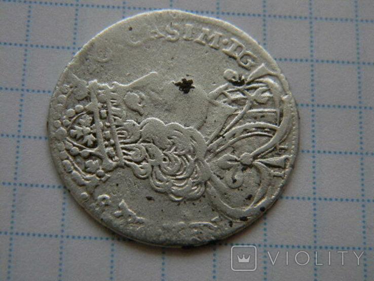 Шестак 1657г. Ян II Казимир Ваза?, фото №3