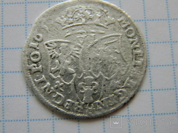 Шестак 1657г. Ян II Казимир Ваза?, фото №4