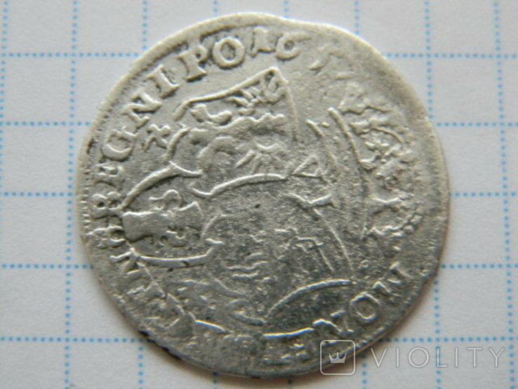 Шестак 1657г. Ян II Казимир Ваза?, фото №5