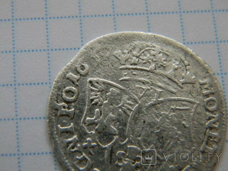 Шестак 1657г. Ян II Казимир Ваза?, фото №6