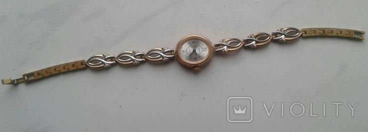 Часы ЧАЙКА  с браслетом, фото №3