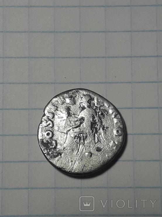 Денарий Веспасиан, фото №3