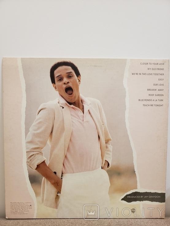 """Vinyl. Jazz. """"Al Jarreau - Breakin' Away"""", фото №3"""