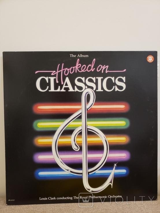 "Vinyl. Classical. ""Hooked On Classics (2 album)"", фото №7"