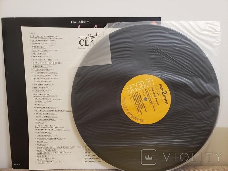 "Vinyl. Classical. ""Hooked On Classics (2 album)"", фото №9"