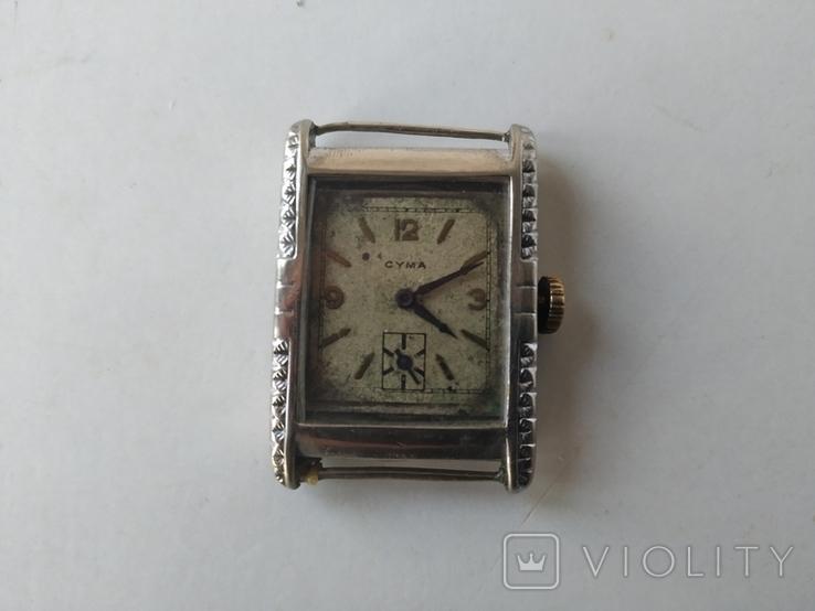 Часы наручные CYMA, фото №2