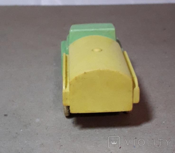 Машинка цистерна из СССР, фото №5