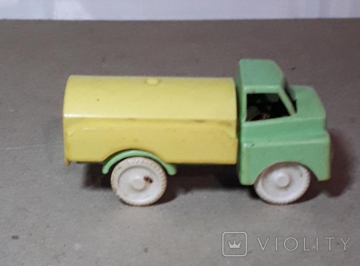 Машинка цистерна из СССР, фото №6