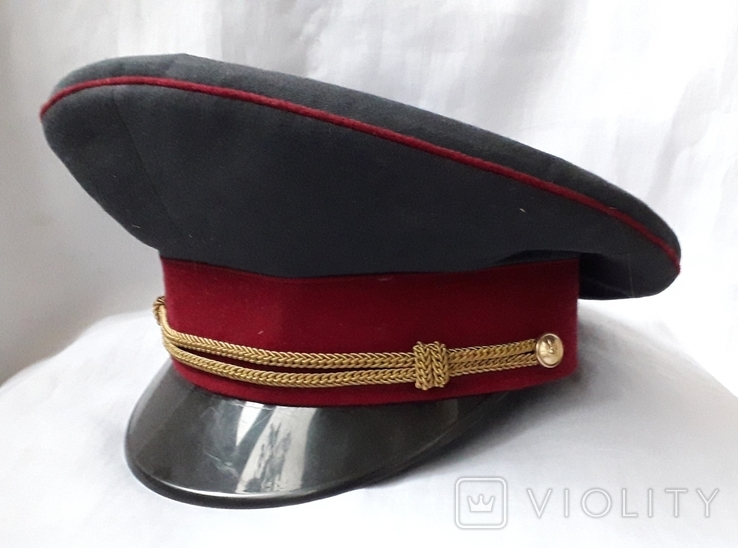 Фуражка офицера МВД, фото №3